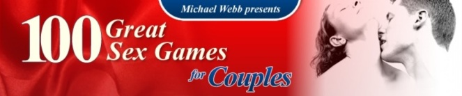 100 Sex Games For Couples