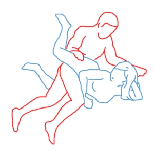 rear entry sex position