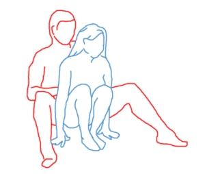 sitting sex position