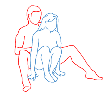 sitting sex position