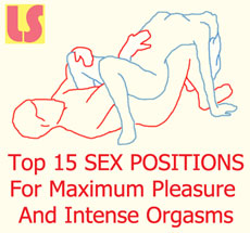 Top 15 Sex Positions - LifeSexual