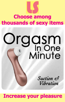 Orgasm in one minute